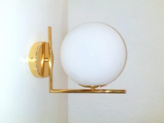 arandela esfera